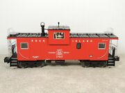 Lionel 6-17638 Rock Island Extended Vision Caboose