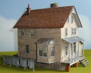 Fos Scale Custom Built Ho Scale Wood Model Frog Pond Store