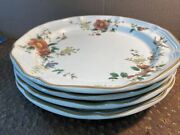 4 Mikasa Heritage Capistrano F2010 11andrdquo Charger Chop Plate Round Platters