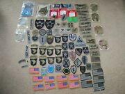 Large Lot Us Military Patches Special Forces Airborne Multicam Ir Flag Isaf