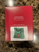 2021 Hallmark He-man Masters Of The Universe Castle Grayskull Ornament Sold Out