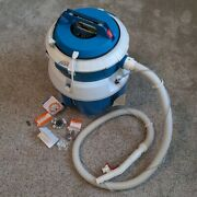 Kenmore Power Spray Carpet Cleaner W/ Hose And Parts - Vintage Needs Seal Work