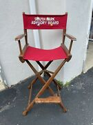 South Park Advisory Board Directors Chair Used