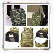 Pink Victoria's Secret Camo Suitcase And Backpack