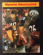 Chuck Mercein And Hewritt Dixon 1968 Sports Illustrated Newsstand - The Ice Bowl
