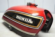 {exc+++++} Honda Genuine 70-76 Cb750four K4 73and039 Fuel Petrol Gas Tank From Jp
