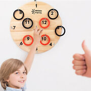 Ring Toss Game Indoor/outdoor Fun Camping Bbq Safe To Darts