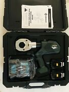 Greenlee Gator Esg50lx Cable Cutter 50mm Li-ion Standard 120v Ac Charger
