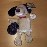 Snoopy By Tom Everhart 1999 Plush Toy Doll Stuffed Animal Rare Collectible Gift