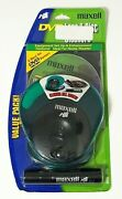 Maxell Dvd Lens And Disc Cleaners Value Pack Dvdlc Dvd320 Dvd325