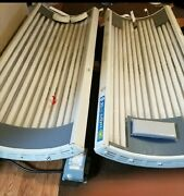 Wolff® Sunquest Pro 28rs Tanning Bed W/face Tanner Msrp 6995.00 Euc Only 14hrs