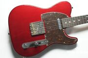 Kanade Sound Design Ktl-as Ss - Candy Apple Red Guitar From Japan Ean97