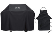 7139 Grill Cover For Weber Spirit Ii 300 And 200 Series With Side Mounted Gas X