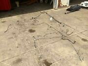 01-02 Plymouth Chrysler Prowler Hard Fuel And Brakes Lines - Complete Set