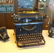 Antique Japanese Typewriter Japanand039s First Nakajima Precision Industry Co. Ltd.