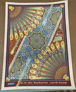 Billy Strings Louisville May 23 Sunday Poster . In Hand. Show Edition.