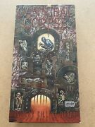 Cannibal Corpse 15 Year Killing Spree Box Set Booklet/poster/comic No Discs