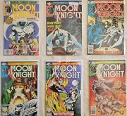 Moon Knight 1-38 1980 Complete