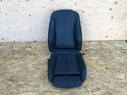 Bmw F32 435i Oem Front Driver Left Side Chair Seat Leather Skin Cover 61k