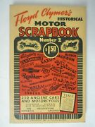 1944 Floyd Clymerand039s Historical Motor Scrapbook Number 2 Free Shipping