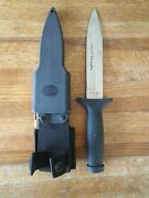 Bear Mgc Knife Design By Blackie Collins 5 Dots Exstremely Sharp. 6 Blade