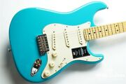 Fender American Professional Ii Stratocaster - Miami Blue Guitar From Cmr794