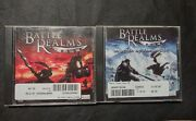 Battle Realms + Winter Of The Wolf Cd Pc Games Discs Are Both In Excellent Cond.
