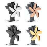 Sf501g Eco-friendly Stove Fan On Chimney For Wood Log Burner Fireplace Quiet