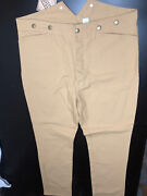 Frontier Classics Pants Wheat Cotton 42 Mens Cowboy Fly Old West V Notch