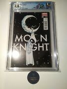 Rare Moon Knight 1 Cgc 9.8 Skottie Young Variant Cover 2014, Young Doom Label