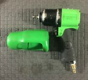 """Cornwell Tools Cat2150g - 3/8"""" Bluepower® Neon Green Super Duty Impact Wrench"""