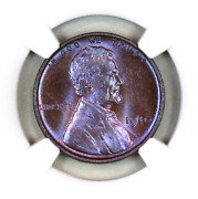 1910-p Ms66 Bn Ngc Lincoln Wheat Penny Superb Registry Quality Collection