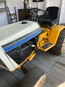 1872 Cub Cadet Hydro Gardent Ractor And 60andrdquo Deck And Snowblower 18hp Kohler Magnum