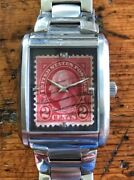 Us Postage Stamp Watch Red 2c George Washington Guess Holy Grail Key 1st App Lot