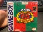 Game Boy Attack Of The Killer Tomatoes