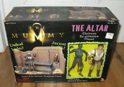 Toy Island The Mummy Movie Series The Altar Playset Re-animation Please Read