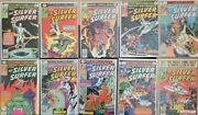 Fantasy Masterpieces The Silver Surfer Vol. 2 1 To 14 1979-80 Vf/nm