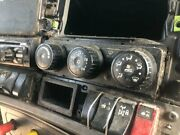 2016 Kenworth T680 Heater And Ac Temp Control 3 Knobs 5 Buttons