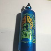 Vintage Sigg Reduce Reuse Recycle Water Bottle 1 Liter Good Condition, Pre-owned