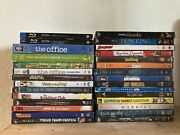 Lot Of Dvd Blu-ray Movies Muppet Show Harry Potter Disney Lion King Bambi Scooby