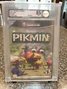 Pikmin Gamecube Vga Graded 85 Nm+ Brand New Factory Sealed