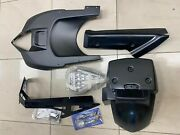 Ermax Undertray And Plate Holder Modified For Yamaha Tmax 530 2012-2016