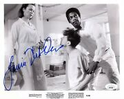 Louise Fletcher Autographed One Flew Over The Cuckooand039s Nest 8x10 Photo 1975 Jsa