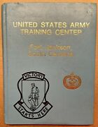 1982 U.s. Army Basic School Yearbook, Co. B, 2d Bn, 1st Brg., Fort Jackson, Sc
