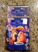 Lady And The Tramp Dvd,2006,2-disc,special Editionnew Authentic Disney Us