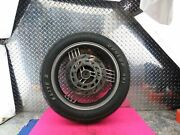 1986 Yamaha Venture Royale 1300cc Motorcycle Front Rim And Tire Mr90-18 M/c 71h