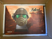 Fallout Ncr Desert Ranger Helmet Bundle - Preorder Limited To 500 - Sold Out