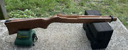 Ruger 10/22 Factory Wood Stock With Barrel Band And Butt Plate