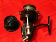 Garcia Mitchell 300 Spinning Reel With Extra Spool And Parts