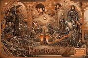 Lotr Mondo Lord Of The Rings Return Of The King Ise Ananphada Variant Xx/125 New